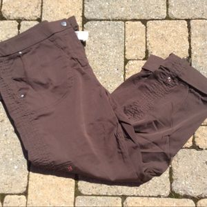 Chico's Crop Pants - NEW LISTING